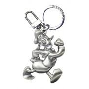 Disney Donald Duck Pewter Keyring