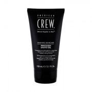 American Crew Shaving Skincare Precision Shave Gel gel da barba 150 ml