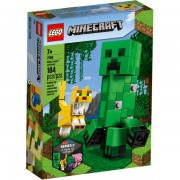 LEGO Minecraft - BigFig Creeper en Ocelot 21156