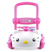 Wishkey Hello Kitty Sit To Stand Walker with music