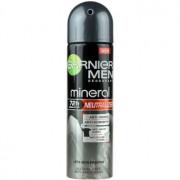 Garnier Men Mineral Neutralizer spray anti-perspirant impotriva petelor albe 72h 150 ml