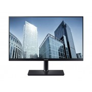 "Samsung Monitor Business Premium 27"" Samsung Ls27h850qfuxen Led Wqhd Senza Cornice Hdmi Usb Refurbished Nero"