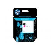 HP Cartucho de Tinta Original HP 85 Magenta para HP Designjet 30, 90, y 130