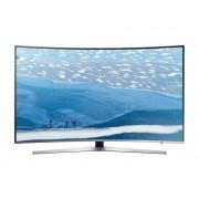 "Samsung Tv 78"" Samsung Ue78ku6500 Led Serie 6 Curvo 4k Ultra Hd Smart Wifi 1600 Pqi Hdmi Usb Refurbished Silver"