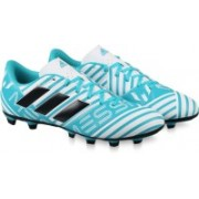 Adidas NEMEZIZ MESSI 17.4 FXG Football Shoes(White)