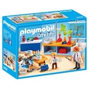 Playmobil City Life, Sala de chimie