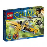 Lego Chima Lavertus' Twin Blade, Multi Color