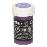 Sugarflair Paste Colour Pastel LAVENDER 25g