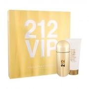Carolina Herrera 212 VIP confezione regalo Eau de Parfum 80 ml + lozione per il corpo 100 ml da donna