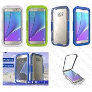 Samsung Galaxy S7/S7 Edge (противоударен, прахоустойчив и водоустойчив калъф) 'Waterproof style'