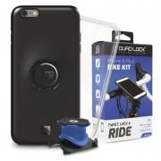 Quad Lock Bike Kit för iPhone 6/6s PLUS svart 2018 Smartphone Tillbehör