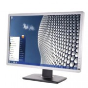 "Монитор Dell U2412M-W, 24"" (60.96 cm) IPS панел, WUXGA, 8ms, 2 000 000:1, 300 cd/m2, DisplayPort, DVI, VGA, USB"