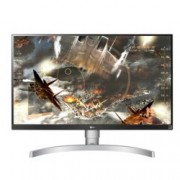 "Монитор LG 27UK650-W, 27""(68.58) UHD Wide LED, IPS Panel Anti-Glare, 5ms, 5 000 000:1, 450‎ cd/m2, 1x Display Port, 1x HDMI"