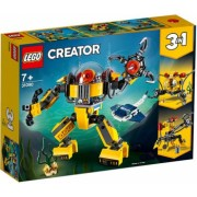 LEGO Creator - Robot subacvatic 31090