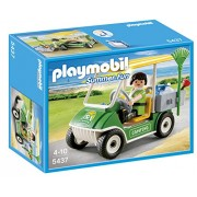 PLAYMOBIL Camping Cart Service Playset