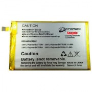 Micromax Canvas Juice 4 Q382 3000mAh Original Li Ion Polymer Internal Replacement Battery