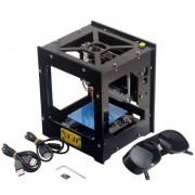 ER NEJE DK-8 Pro-5 DIY 500mW USB Impresora Láser Grabador Cortador De Máquina De Grabado