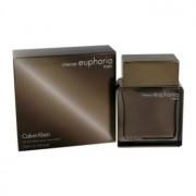 Calvin Klein Euphoria Intense Eau De Toilette Spray 3.4 oz / 100.55 mL Men's Fragrance 462168