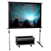 SCREEN, Avtek FOLD 500, преносим екран, 5280x4010мм, 4:3, за предна прожекция (1EVF15)