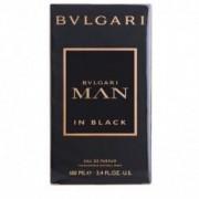 Bulgari Man in black - eau de parfum uomo 100 ml vapo