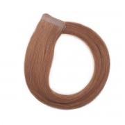 Rapunzel® Extensions Naturali Quick & Easy Original Liscio 5.3 Golden brown 40 cm
