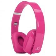 Nokia Cuffie Originali A Filo Stereo Monster Purity Hd On-Ear Wh-930 Pink Per Modelli A Marchio Wiko