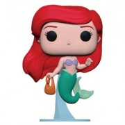 Pop! Vinyl Figura Funko Pop! Ariel (con bolso) LTF - La Sirenita
