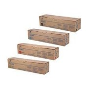 TONER ORIGINALE KONICA MINOLTA BIZHUB Minolta C200/C203/253/353 TN214Y A0D72D3 A0D7254 DEVELOP INEO GIALLO