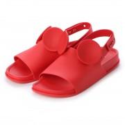 【SALE 60%OFF】メリッサ melissa BEACH SLIDE SANDAL DISNEY (RED) レディース