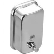 Kamal Sleek Stainless Steel Soap Dispenser