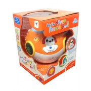 Lollipop Baby Happy Musical Fun Ball Toy with Music and Sound