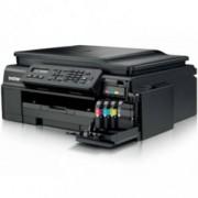 Мултифункционално мастиленоструйно устройство Brother MFC-J200, цветен принтер/скенер/копир/факс, 6000x1200 dpi, 11/6стр/мин, WiFi, USB, ADF, A4