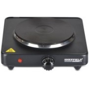 Sheffield Classic SH 2001 AD Single Hot Plate Radiant Cooktop(Black, Push Button)