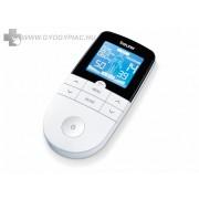 Beurer EM 49 Digitális TENS / EMS készülék 4 elektródával, 3 év garanciával