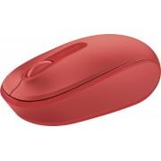 Microsoft Wireless Mobile Mouse 1850 (vuurrood)
