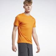 Reebok Night Run Shirt - High Vis Orange - Size: Large