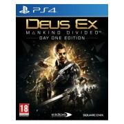 Игра Deus Ex: Mankind Divided - Day 1 Edition за PS4 (на изплащане), (безплатна доставка)