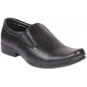 TEN Simple and Elegant Slip On Shoes For Men(Black)