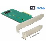 PCI Express la 1 x internal NVMe M.2 Key M 110 mm, Delock 89472