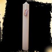 Lumanare Botez H 40 cm D 4 5 cm