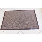 Textilbetétes lábtörlő, beige/Cikksz:112093