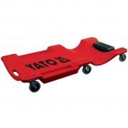 YATO Pojízdné lehátko 100cm