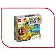 Lego Конструктор Lego Duplo Мои первые машинки 10816