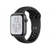Nike Умные часы APPLE Watch Nike+ Series 4 44mm Space Grey Aluminium Case with Anthracite-Black Nike Sport Band MU6L2RU/A