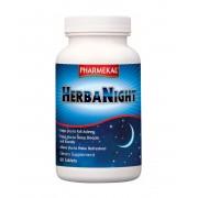 Pharmekal HerbaNight - Gyógynövény komplex + L-Trytophan 60 db