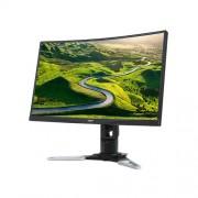 """Monitor IPS, ACER 27"""", XZ271bmijpphzx, Curved, 4ms, 100Mln:1, DP/HDMI, ZeroFrame, Speaker, FullHD (UM.HX1EE.019)"""