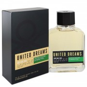 United Dreams Dream Big by Benetton Eau De Toilette Spray 6.8 oz
