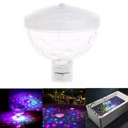 Alcoa Prime 5 Lighting Modes Swimming Pond Pool LED Light Floating Lamp Bulb For Baby Bath