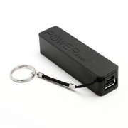 Acumulator Extern iPhone 4 KABO Power Bank 2600 mAh Negru