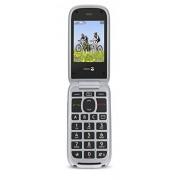 Doro PhoneEasy 613 mobiele telefoon in elegant klapdesign (2 MP camera, grote toetsen en display, noodoproepknop), CM